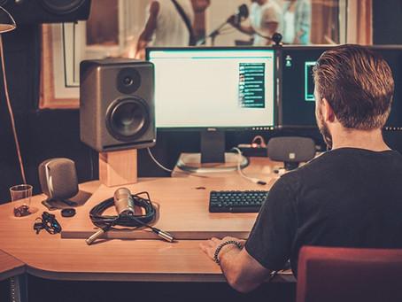 規劃你的個人音樂工作室吧