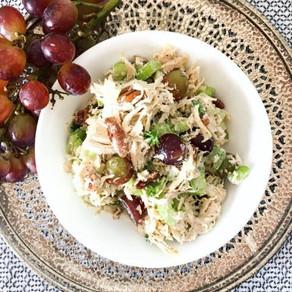 Bacon Pecan Chicken Salad