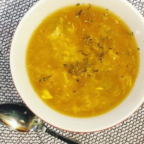 Easy Egg Drop Soup