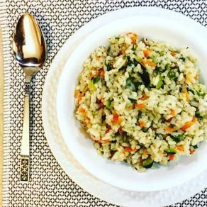 Arborio Veggie Rice