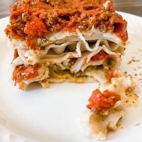 Family Favorite Lasagna
