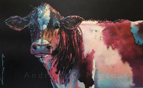Peinture de Andrée Marcoux-art animalier Canada