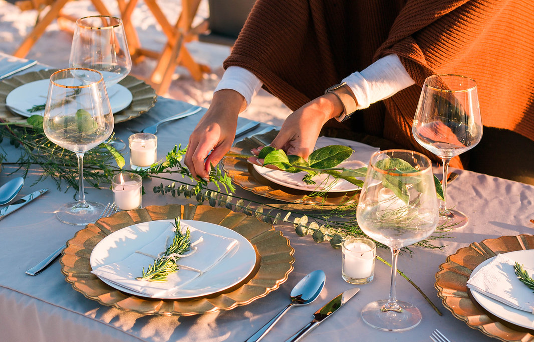 Feast California Event Planners