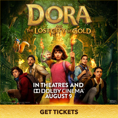 Dora And The Lost City Of Gold - Display Banners