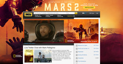 Mars Season 3 - Full Display Campaign