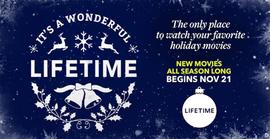 Lifetime Holiday- OOH