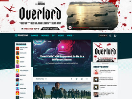 Overlord - Full Display Campaign
