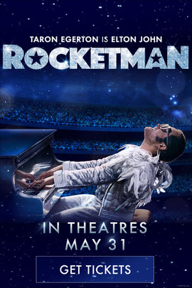 Rocketman - Display Banners