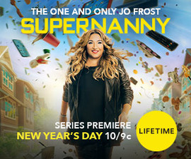 Supernanny - Display Campaign