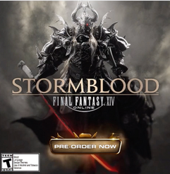 Stormblood Final Fantasy