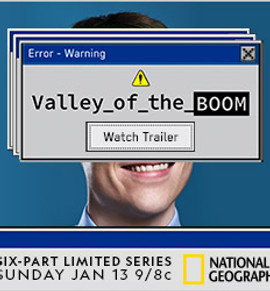 Valley Of The Boom - Full Display Campaign
