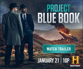 Project Blue Book - Full Display Campaign