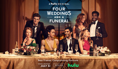 Four Weddings And A Funeral - Full Display Campaign