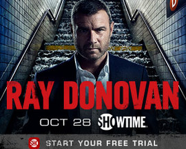 Ray Donovan Season 6 - Full Display Campaign