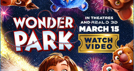 Wonderpark - Full Display Campaign