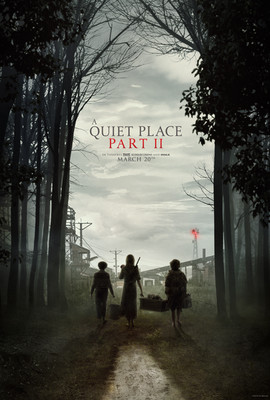 A Quiet Place 2 Display Banners