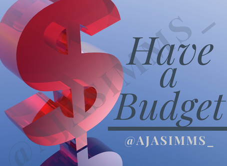Budget! 💰 #SelfCare Tips