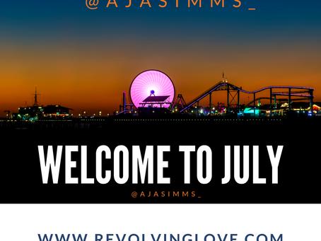 Wow #July2019 🎇♋️♌️