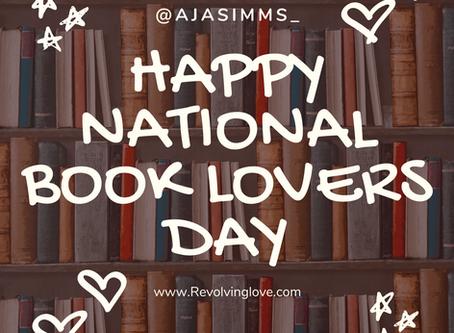 #SelfCare #NationalBookLoversDay 😍📚