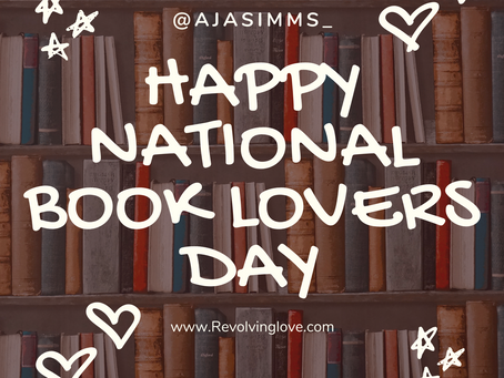 #SelfCare #NationalBookLoversDay 😍📚