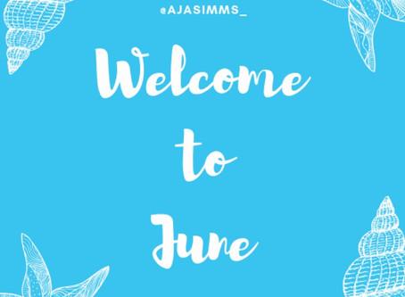 Welcome to #June #SummerSolstice