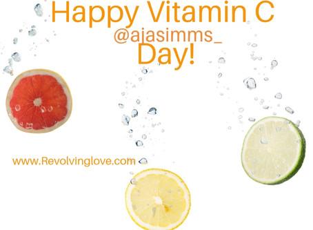 #NationalVitaminCDay #VitaminC