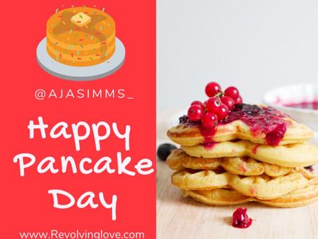 #PancakeDay 🥞 😍