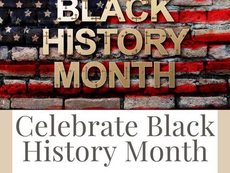 Celebrate Black History 🇺🇸