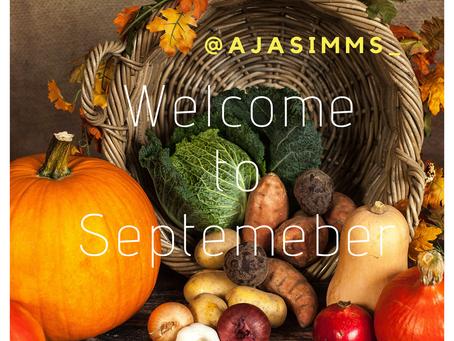 Welcome to September! #VirgoSeason ♍️ 🍁