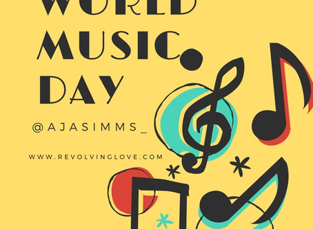 #WorldMusicDay 🎶🎵 #SelfCare