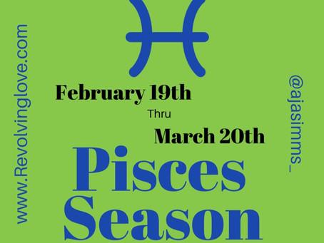 #PiscesSeason ♊️
