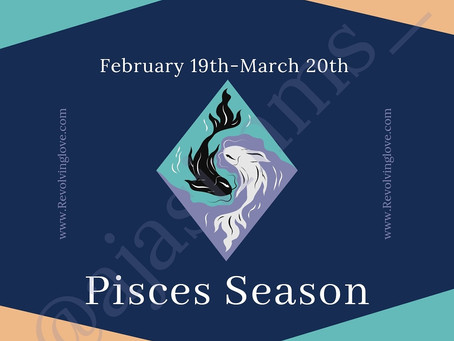 Welcome to Pisces Season ♓!