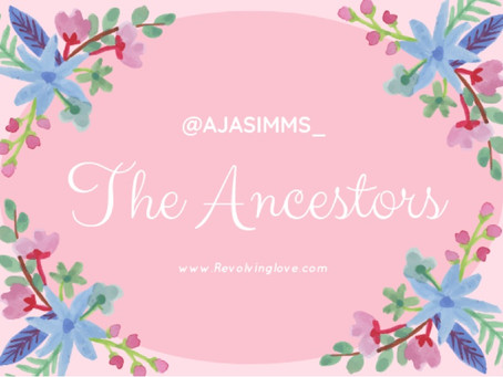 Message from The Ancestors