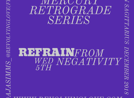 Refrain 12/05/18