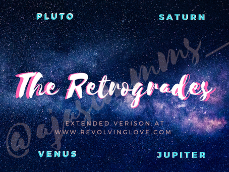 Welcome to The Retrograde 🌌!