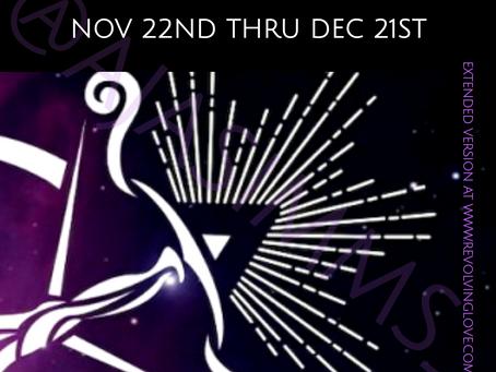 Sagittarius ♐ Season (Nov. 22nd - Dec. 21st)