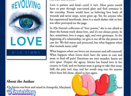 #Revolvinglove #NationalBookLoversDay #BookLoversDay 💖📖😘📚😍