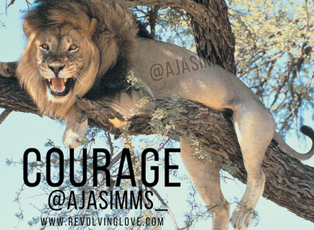 #Courage #SelfCare