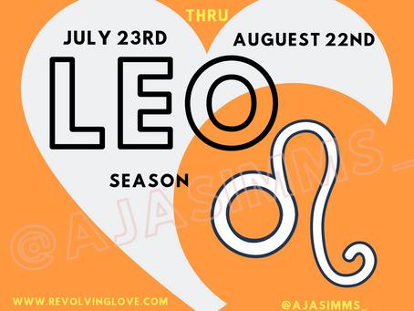 #LeoSeason ♌️ #MercuryRetrogradeInLeo