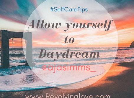 #Daydream 🎇 #SelfCare 💚