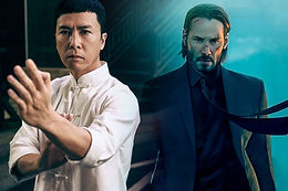 Donnie Yen Joins Keanu Reeves Franchise John Wick 4 for Lionsgate