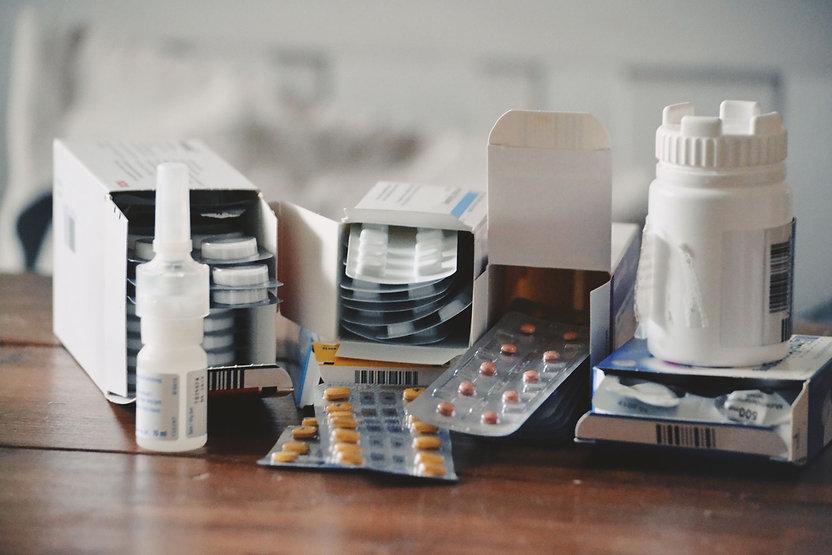 The [Medicine] Cabinet Files
