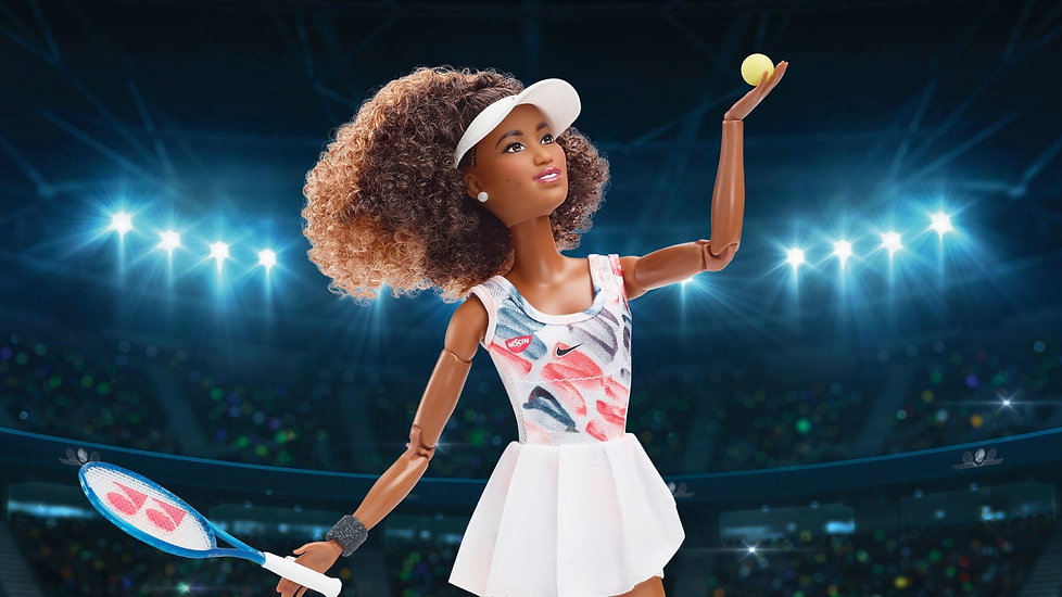 Naomi Osaka's New Barbie Doll sells out in hours
