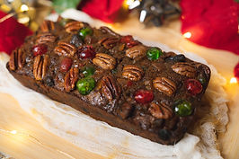 Love and light in every bite - Ms M Aged to Perfection Fruitcake