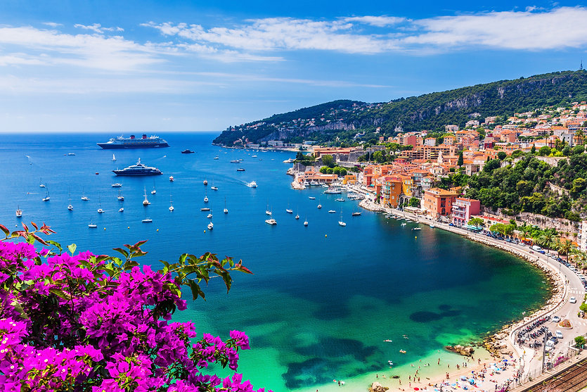 A Filipina In The French Riviera