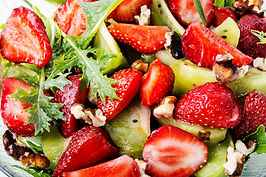 Strawberry Sunshine Salad!