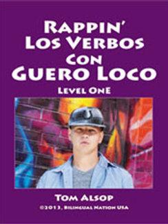 Rappin' Los Verbos DVD