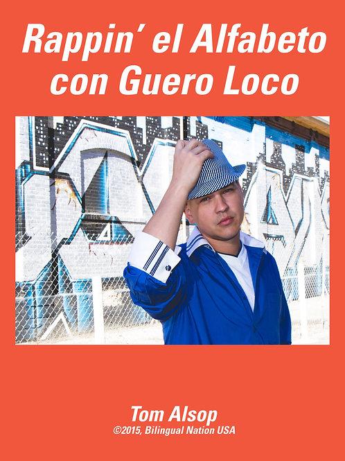 Rappin' El Alfabeto DVD