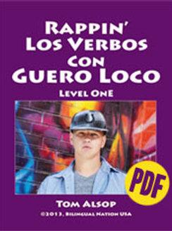 Combo: Verbos DVD & PDF