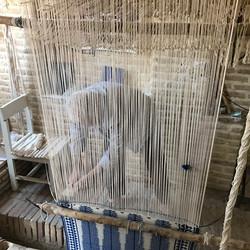 Zilu rug weaving